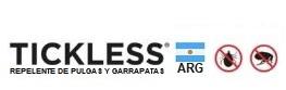 Tickless Argentina logo